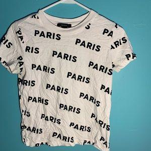 """""""Paris"""" Tee"""